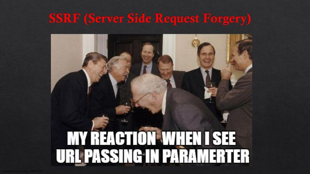 Ssrf Hackerone Report