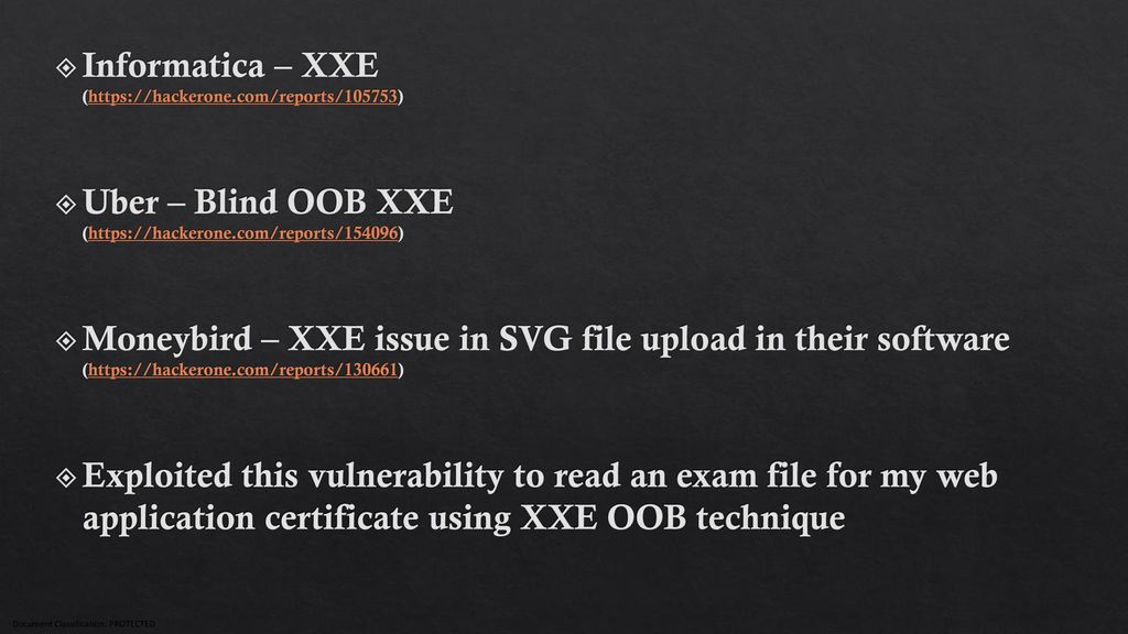 """Enough with XSS…… let's talk about something else?"""" - ppt download"""