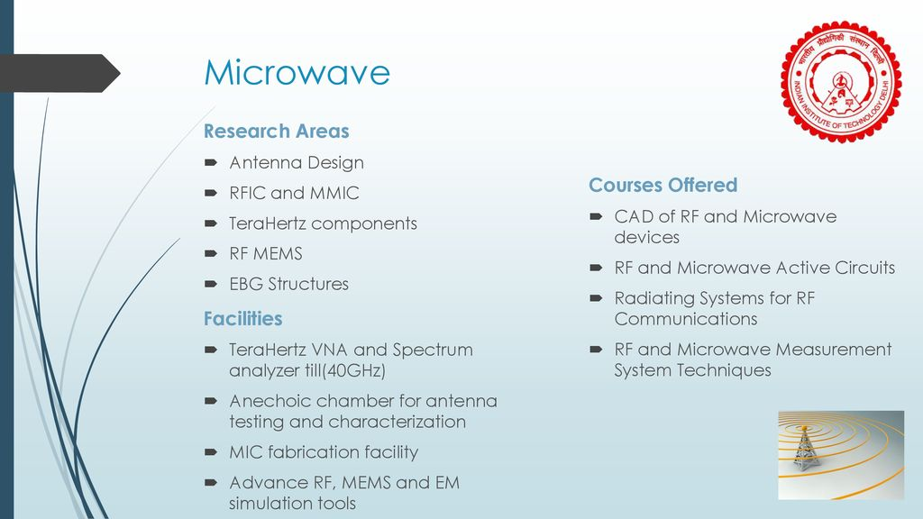 Masters Program in Radio Frequency Design & Technology(RFDT