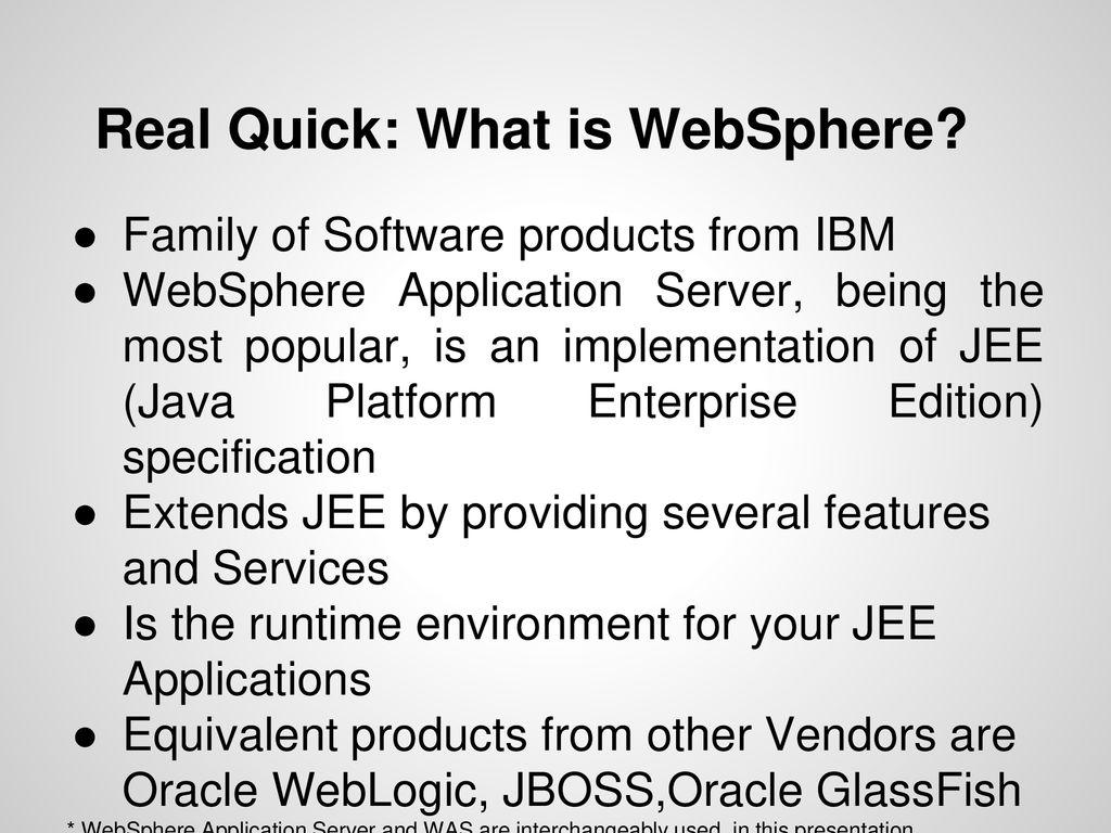 IBM Certified WebSphere Application Server 8 5 Administrator