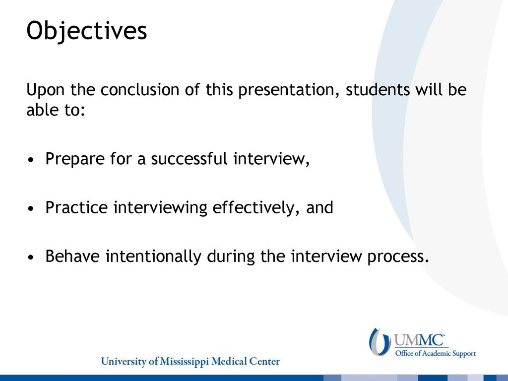 Professional Interviewing Skills - ppt download
