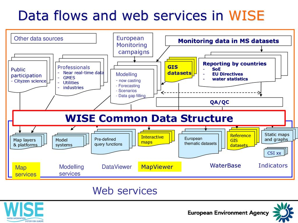 WISE and the future of WFD reporting - ppt download