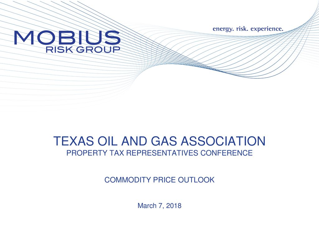 Texas oil and Gas Association Property Tax Representatives
