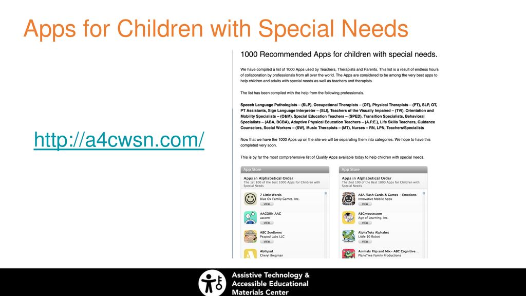 App Smackdown for Curriculum and School Access - ppt download