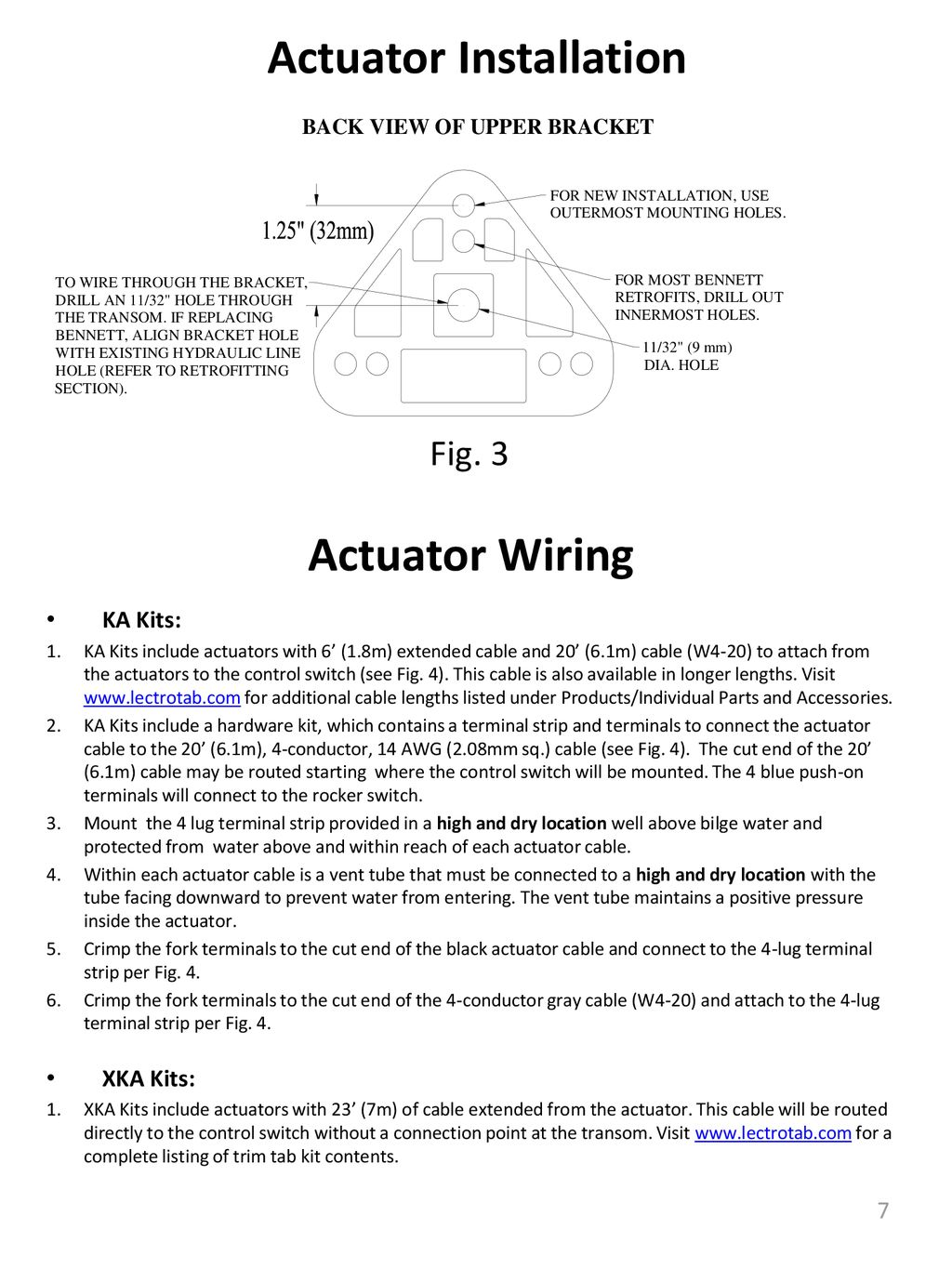 Operation And Installation Manual Ppt Download Bennett Rocker Switch Wiring Diagram 7 Actuator