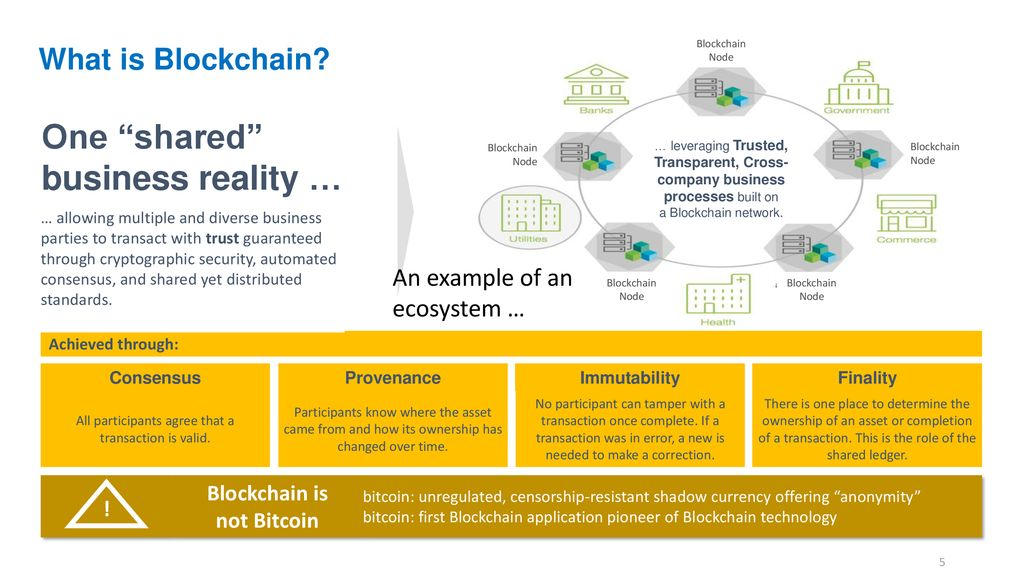 Blockchain Evolution From Efficiencies to Network Plays