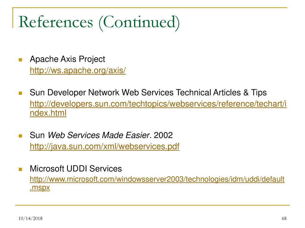 Bill Edison Web Services Overview Bill Edison 10/14/ ppt