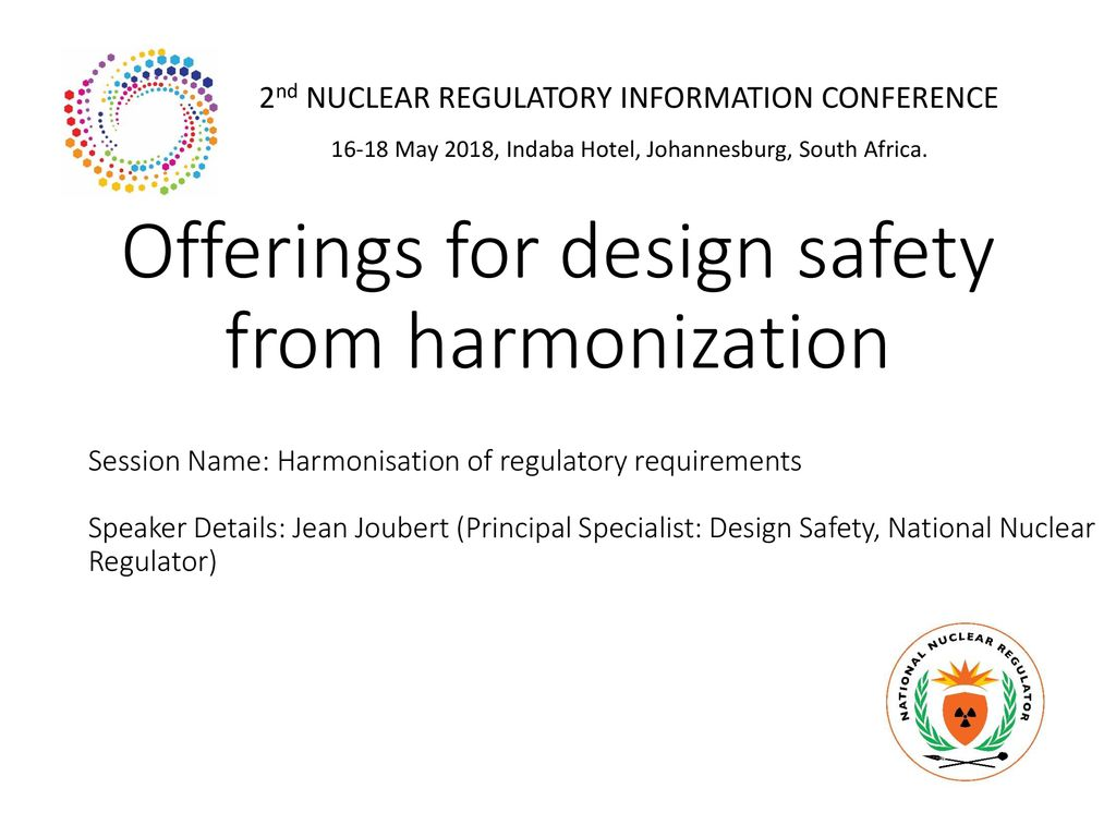 Offerings for design safety from harmonization - ppt download