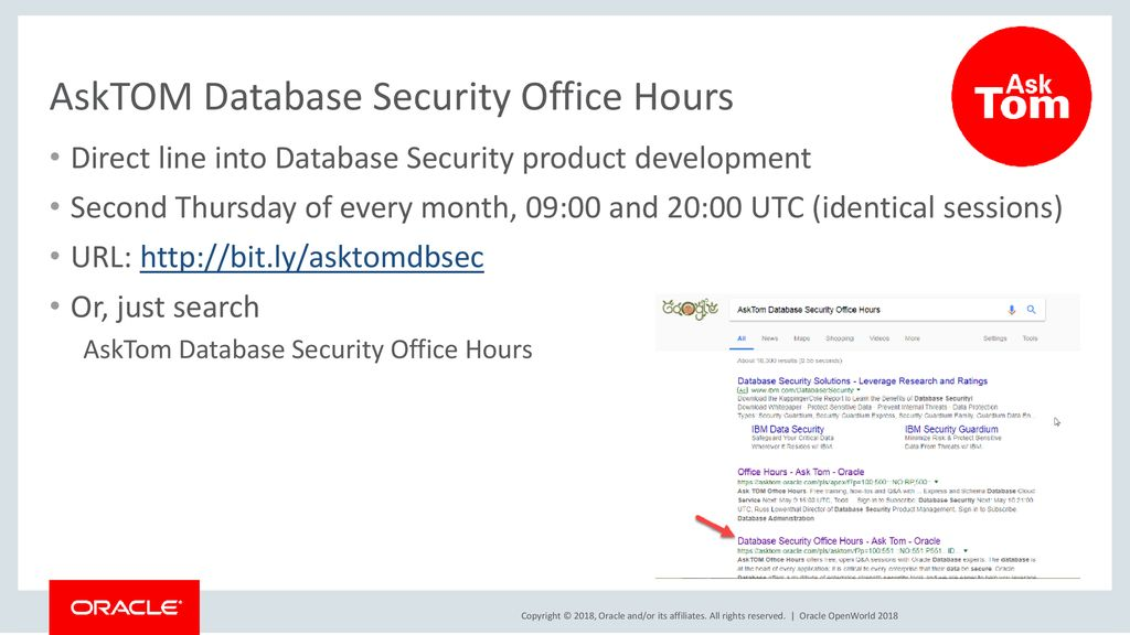 Ram Subramanian - Director, IT, ERP & Database Services