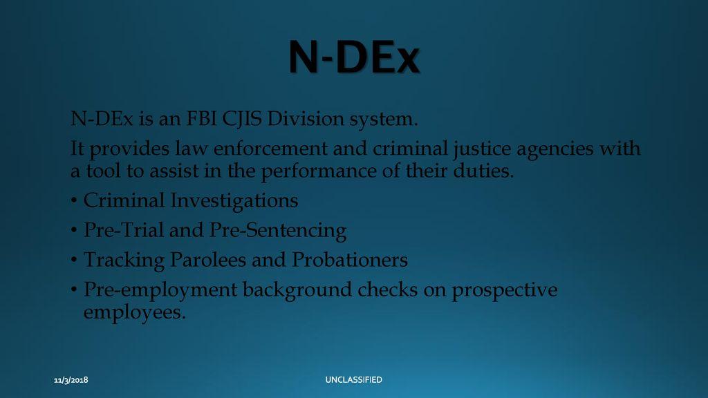 Dex tracking