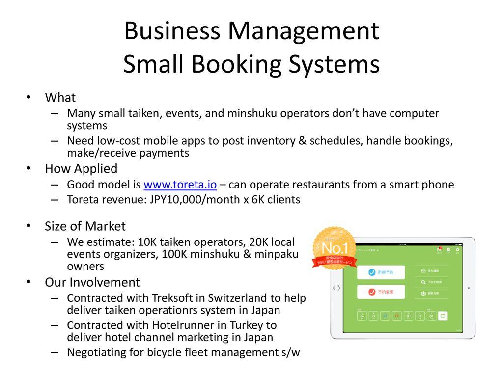 Technology Opportunities in Japan Inbound Travel Market