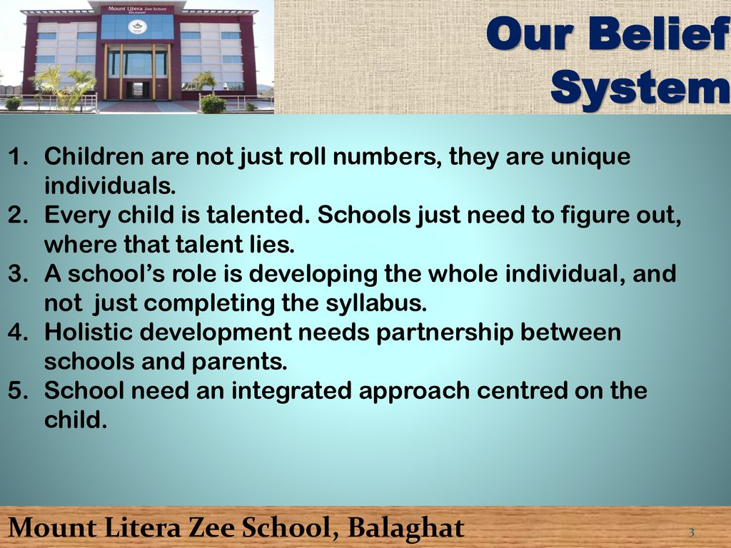 Mount Litera Zee School Balaghat Ppt Download