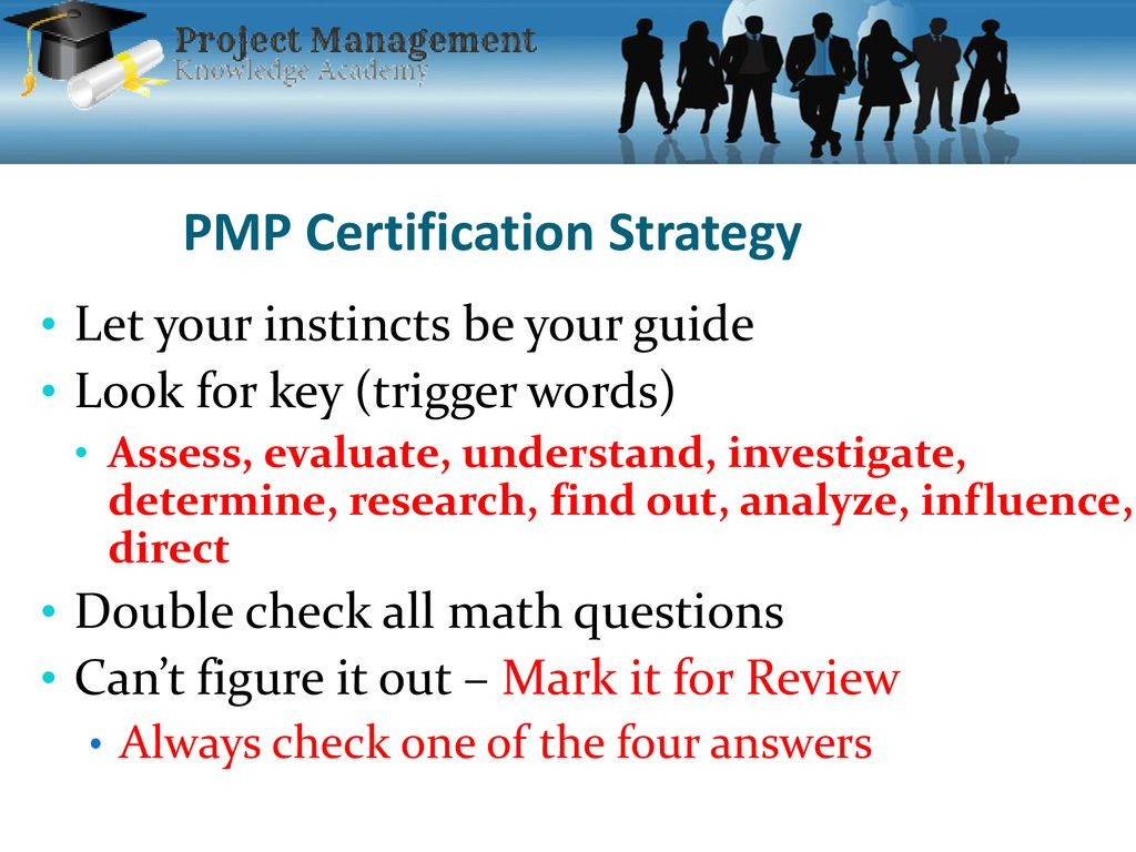 Pmp Certification Exam Tips And Tricks Ppt Download