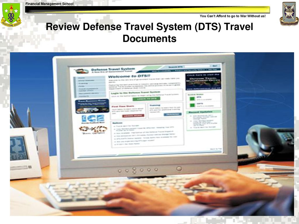 review defense travel system dts travel documents ppt download