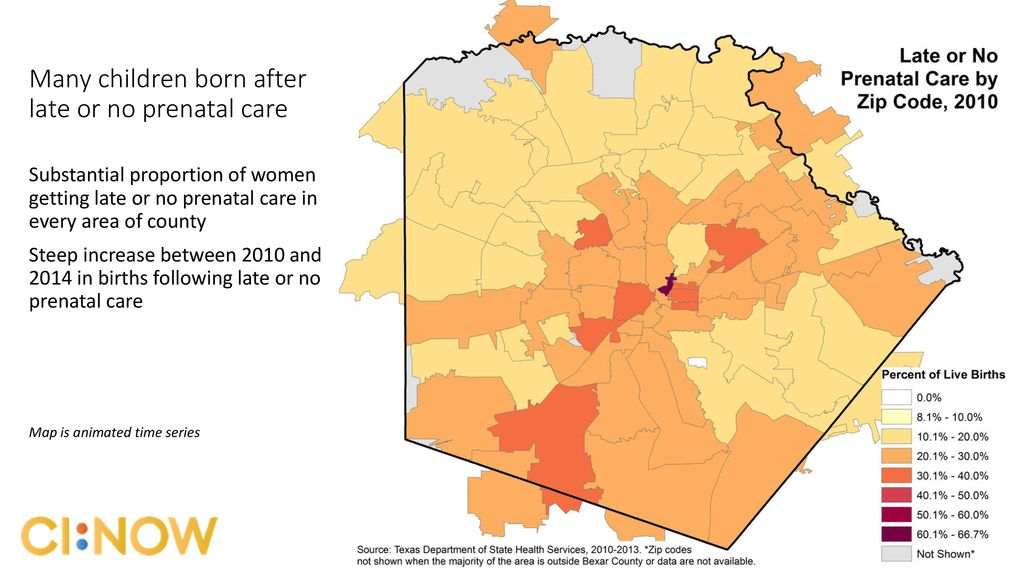 The State of Children in Bexar County - ppt download