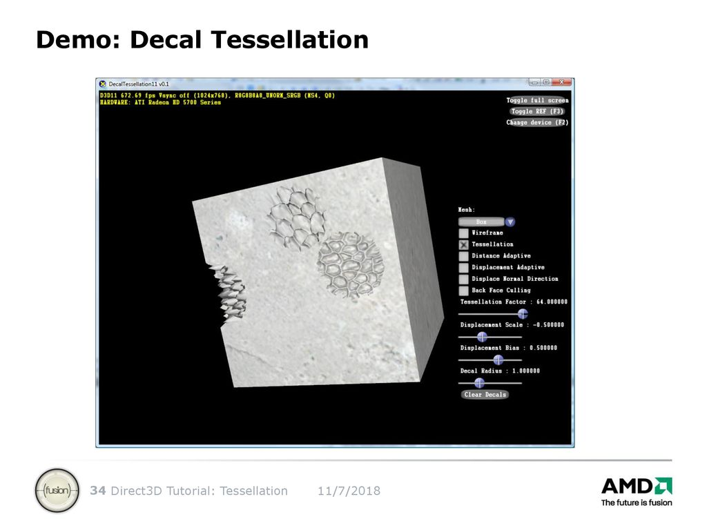 Direct3D 11 Tutorial: Tessellation - ppt download