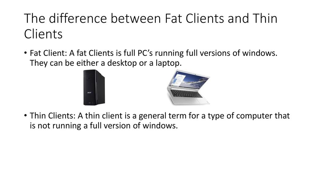Thin Clients, RDP and Citrix  - ppt download