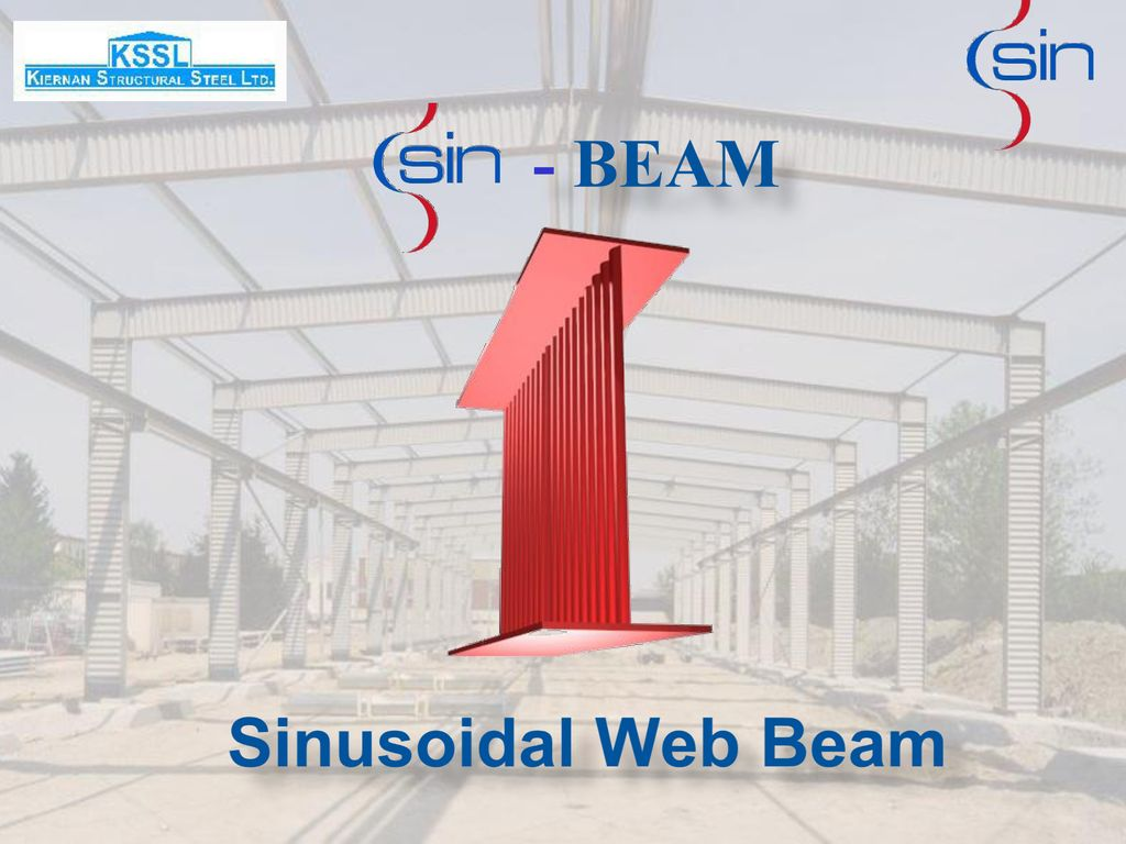 - BEAM Sinusoidal Web Beam