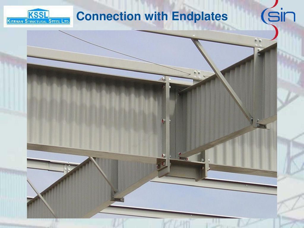 Connection with Endplates