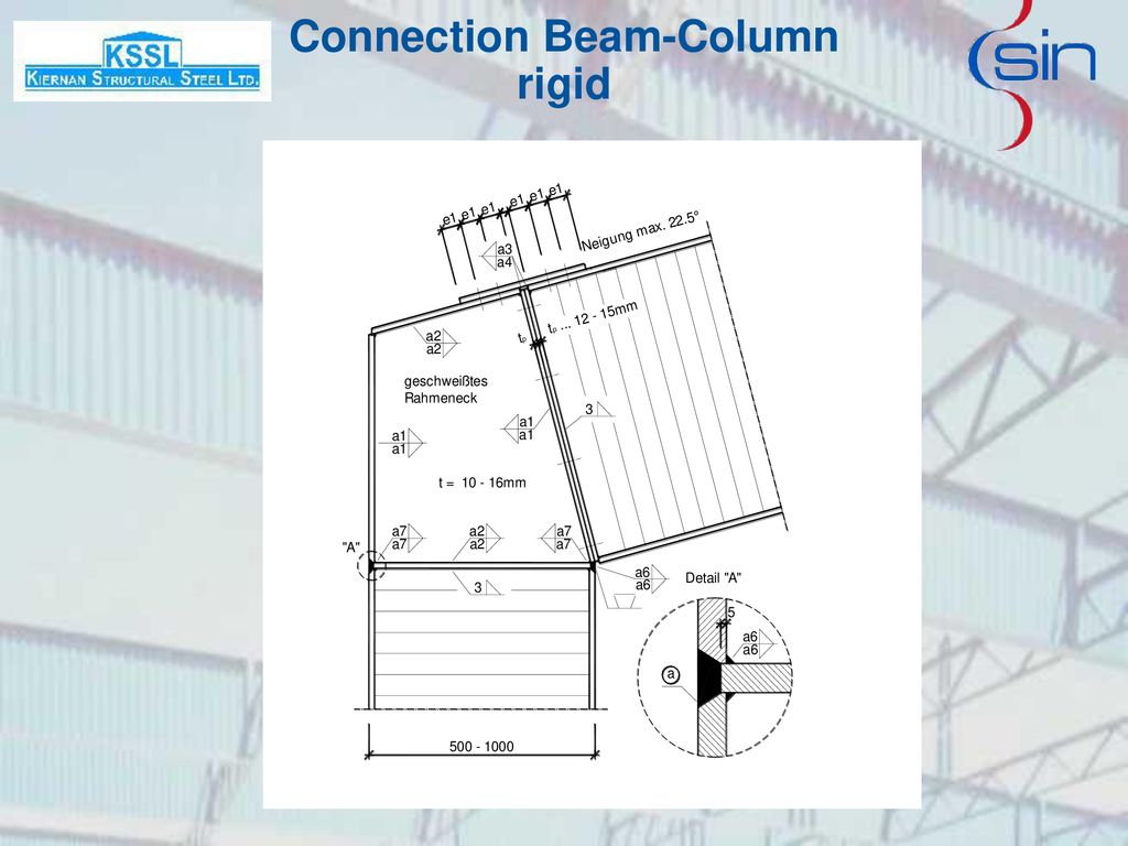 Connection Beam-Column