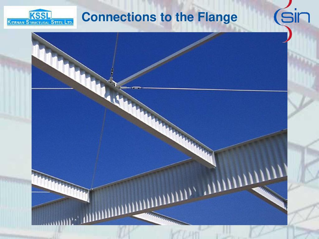 Connections to the Flange