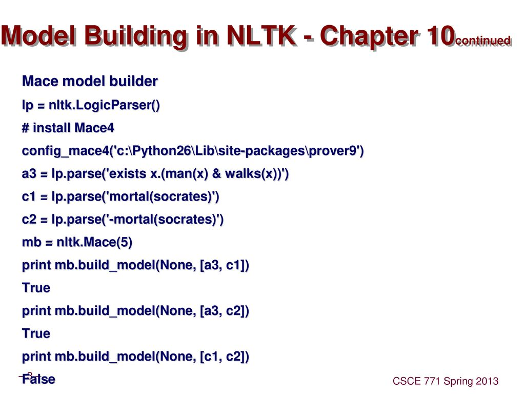 Lecture 21 Computational Lexical Semantics - ppt download
