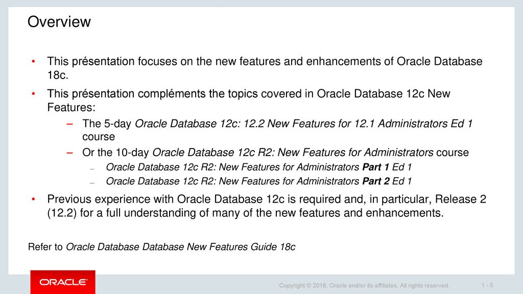 Confidential – Oracle Internal/Restricted/Highly Restricted - ppt