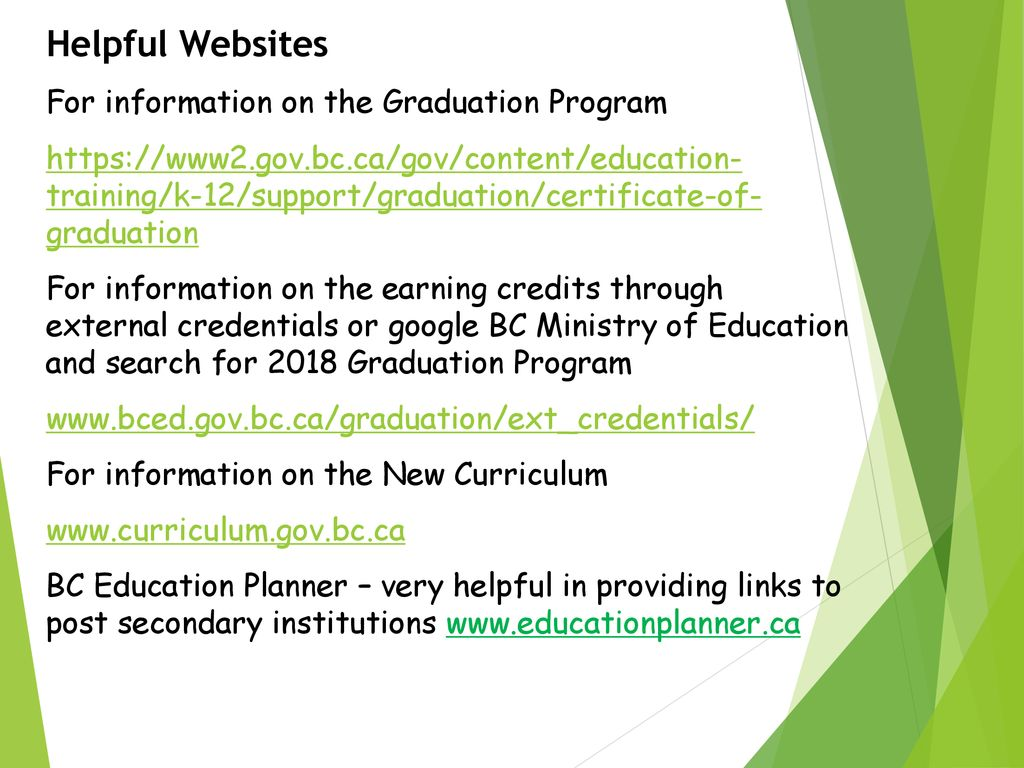 Course Planning Grade ppt download