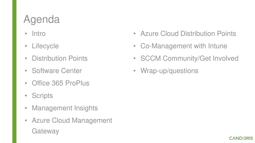 System Center Configuration Manager: What's New? - ppt download