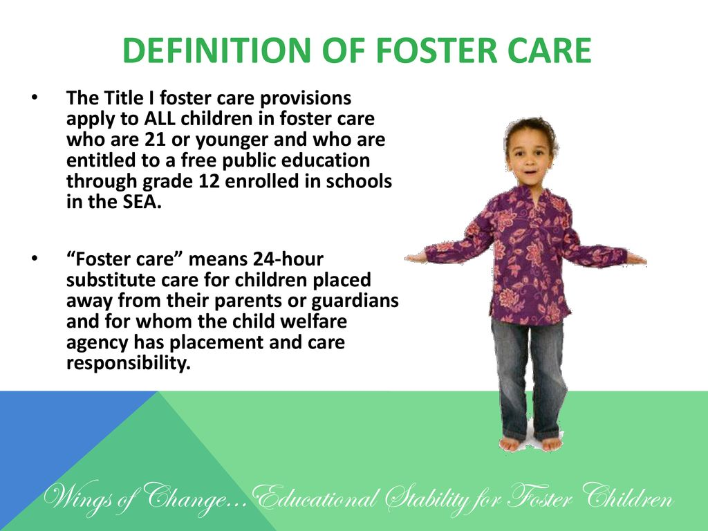 ensuring educational stability for foster care children in sc - ppt