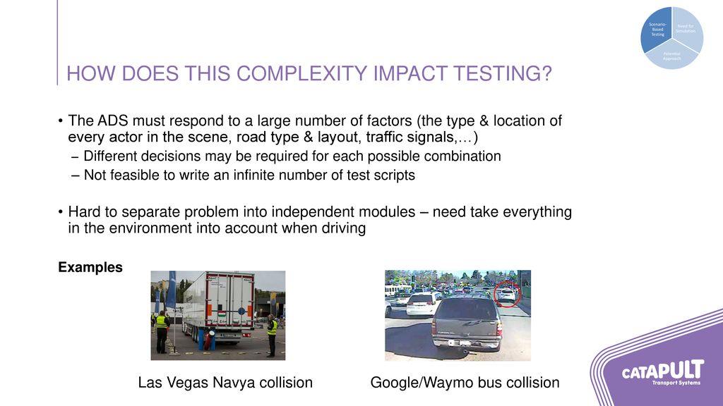 Regulating autonomous vehicles: leveraging scenarios and