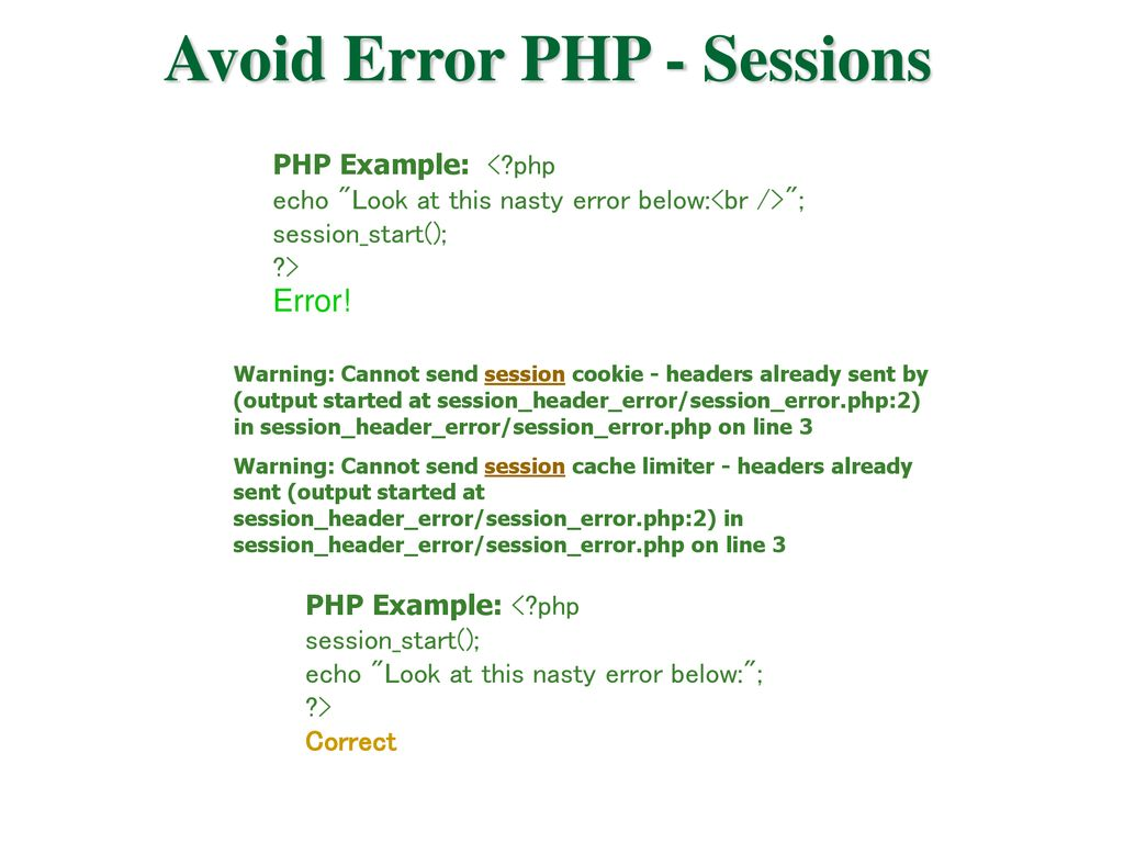 PHP  - ppt download