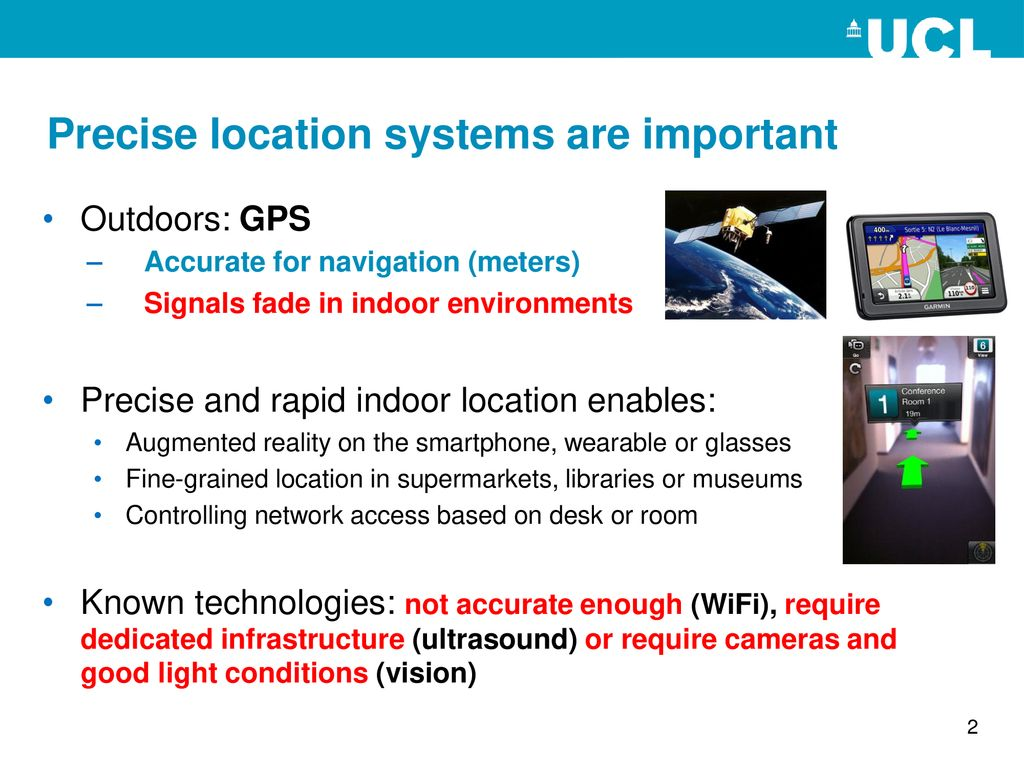ArrayTrack: A Fine-Grained Indoor Location System - ppt download