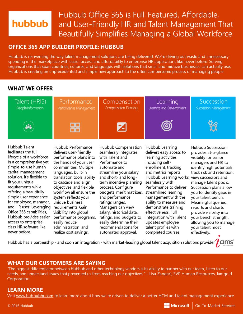 Hubbub Office 365 is Full-Featured, Affordable, and User