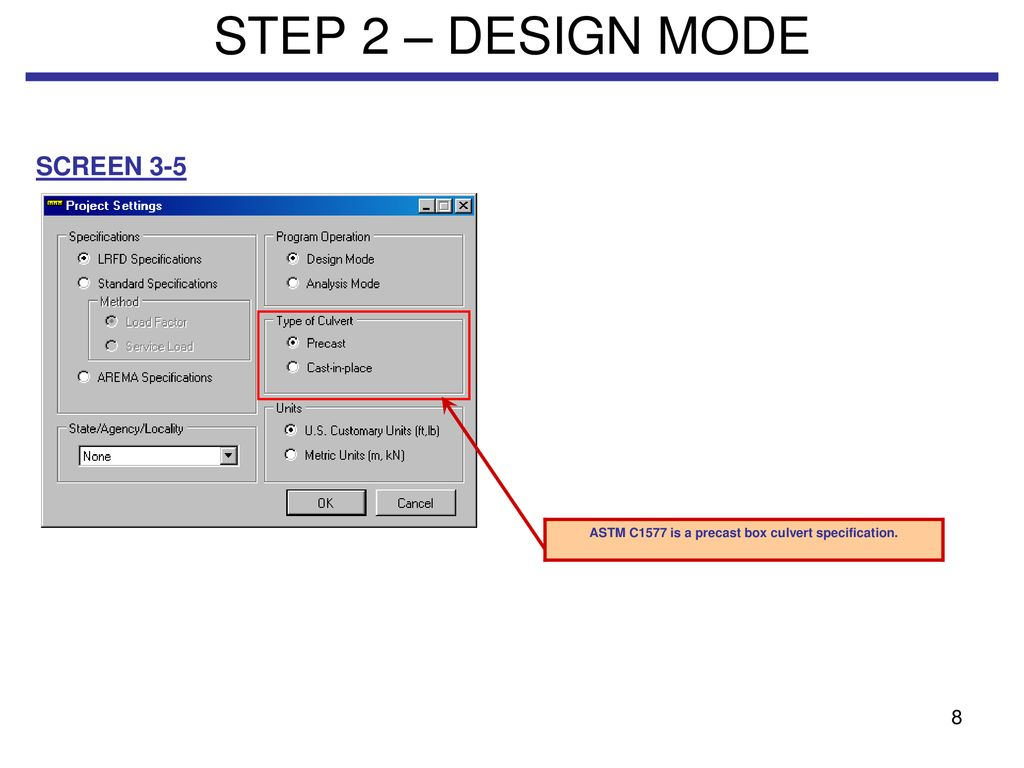 Etculvert Example Ppt Download
