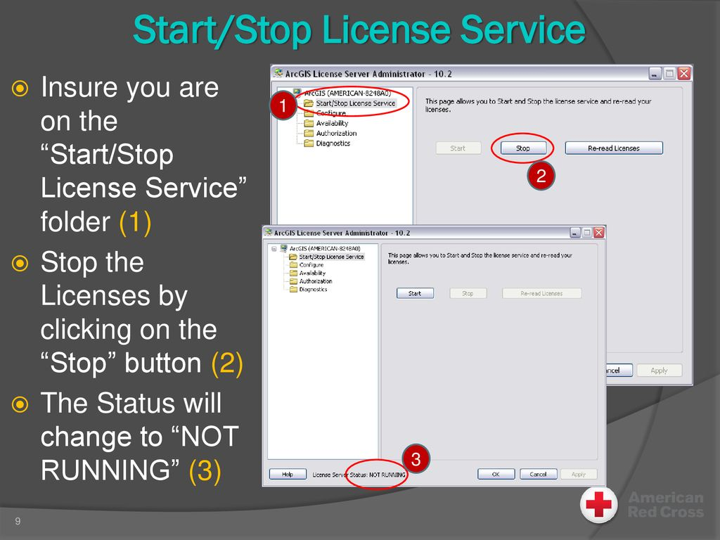 Arcgis license server administrator download windows 10