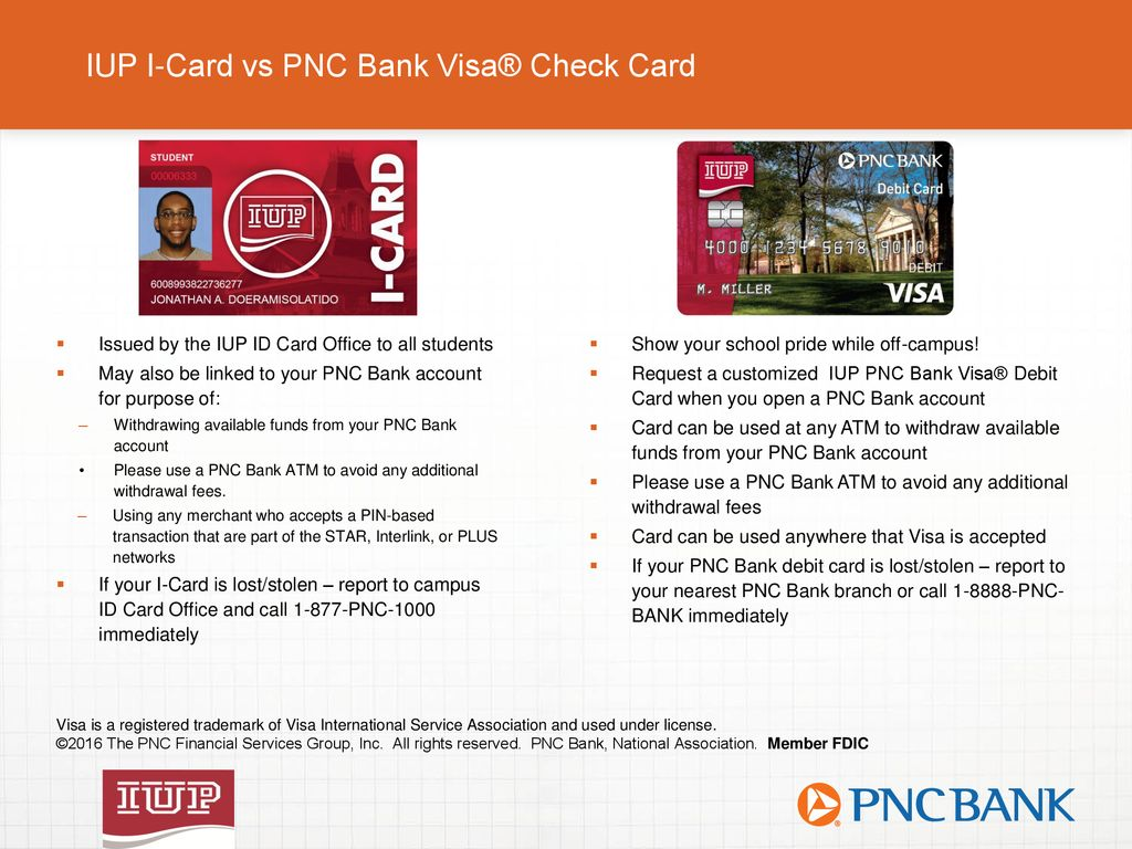PNC Bank Student Banking - ppt download