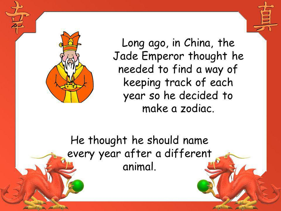 Chinese New Year The Story of the Great Race. - ppt video online ...
