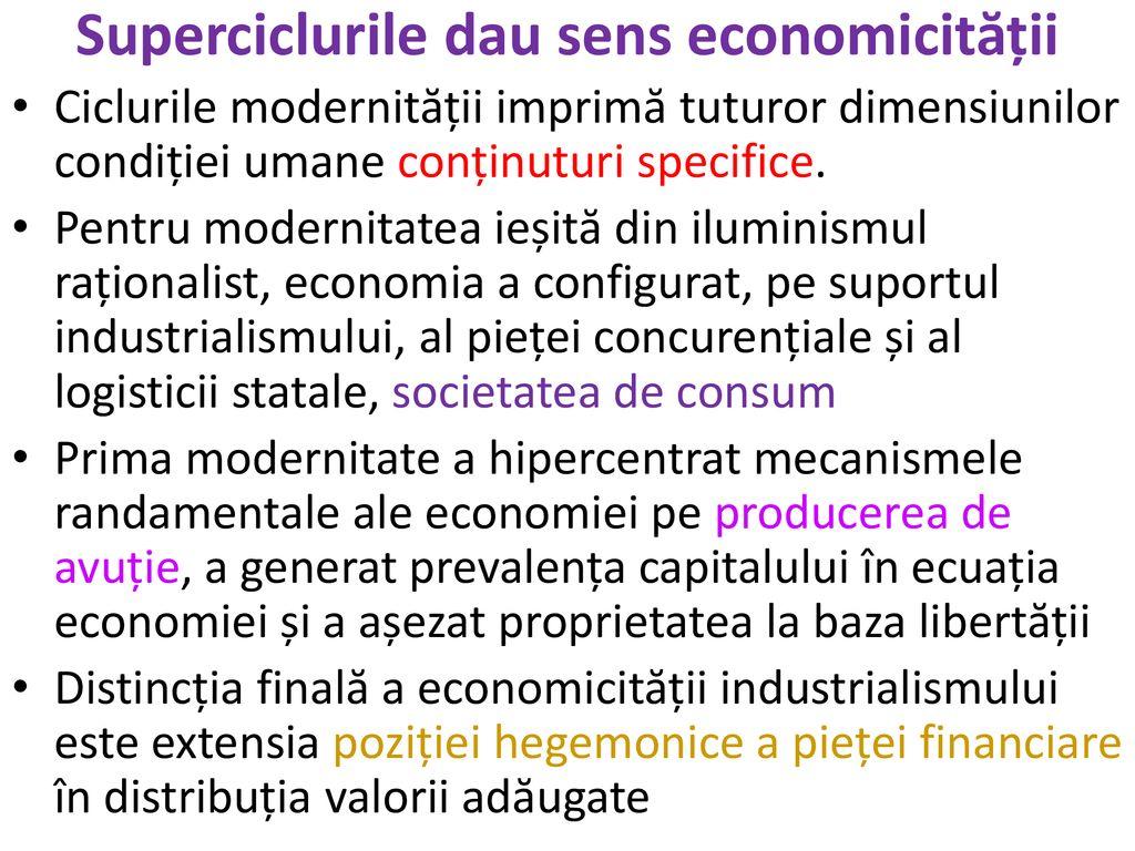 CICLICITATE, GLOBALIZARE & INTEGRARE ECONOMICĂ - ppt download