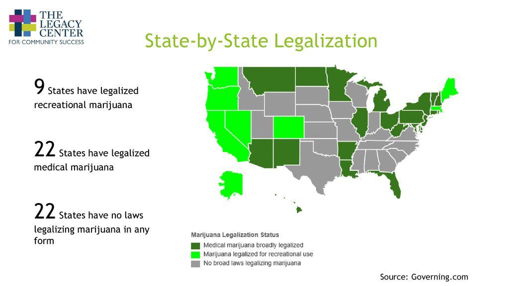 Marijuana in Michigan: What's Happening Now? - ppt download