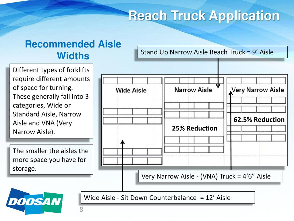 BRSP Reach Truck  - ppt download