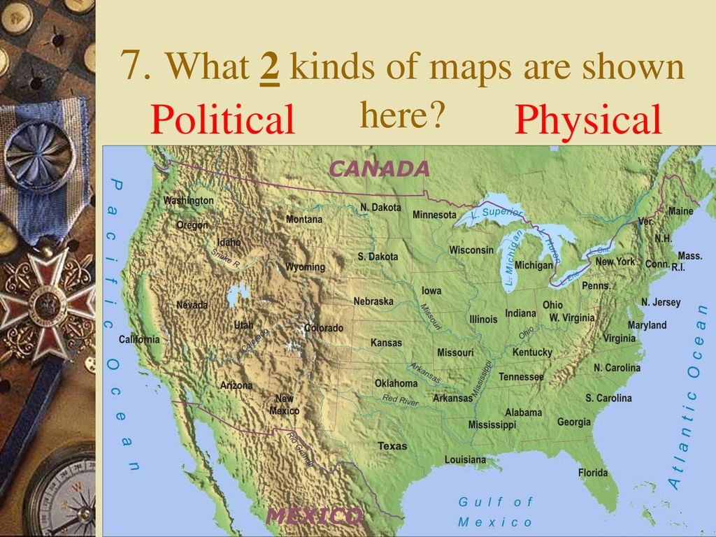 Types of Maps. - ppt download on
