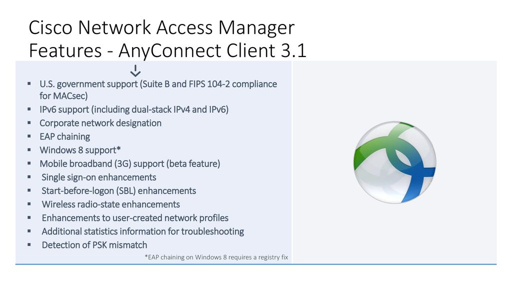 Cisco Anyconnect Network Access Manager Download