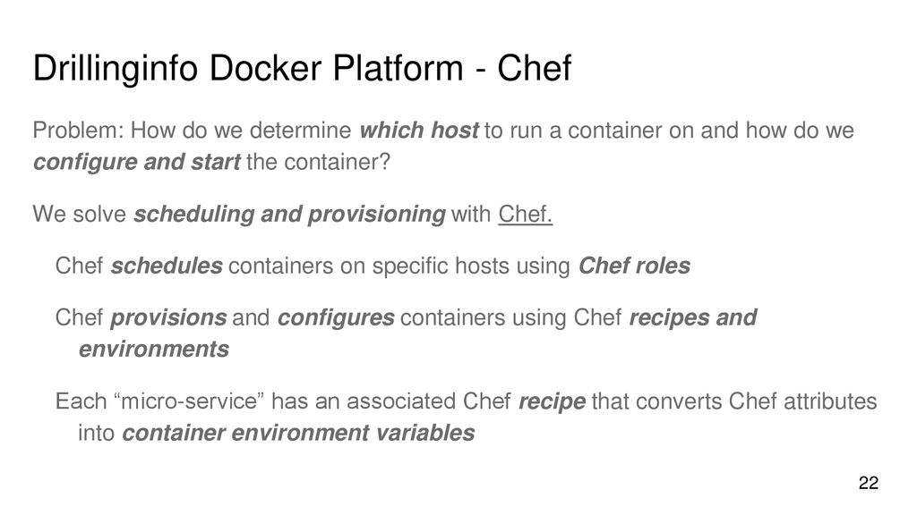 Microservices and Docker - ppt download