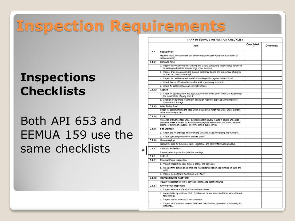 Comparison Of Eemua 159 To Api Standards Ppt Video Online Download