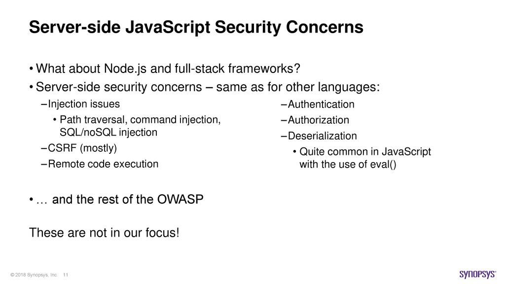 How to to JavaScript [In]Security - ppt download