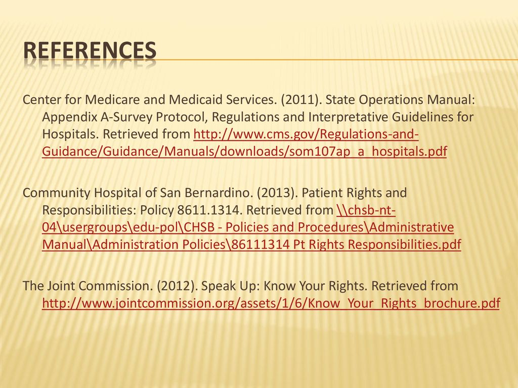 cms state operations manual 2012