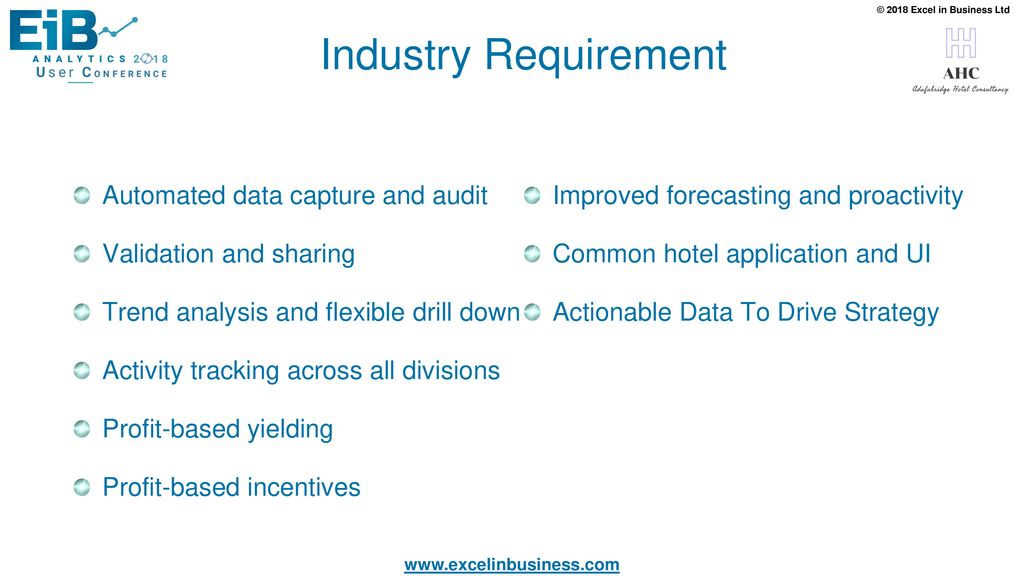 eib case study hotel analytics from incomplete data ppt download