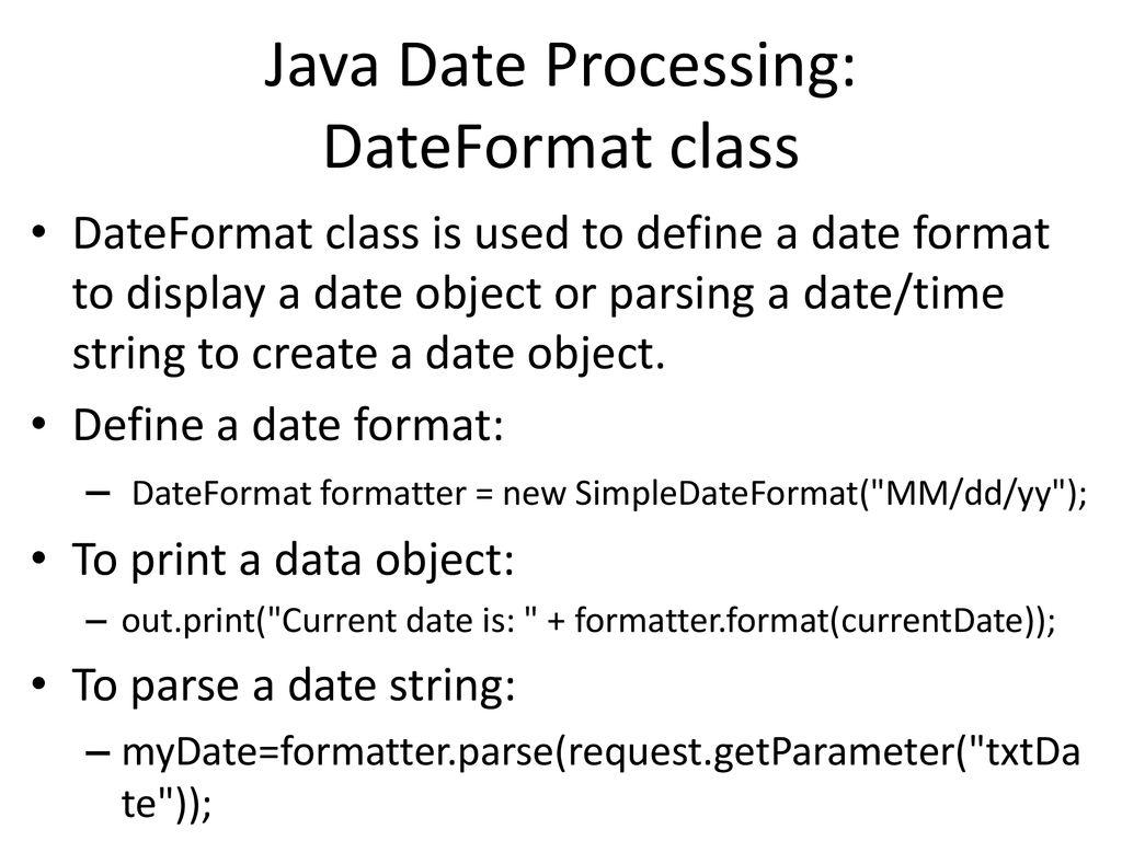 Talend Format Current Date