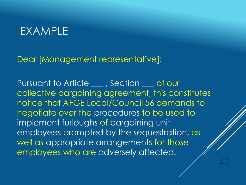 INTRODUCTION TO COLLECTIVE BARGAINING - ppt download